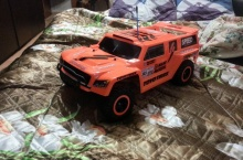 Traxxas Slash Dakar Edition