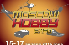 Moscow Hobby Expo 2016