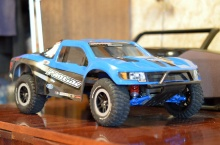 traxxas slash 2 wd vxl  подлечил )))