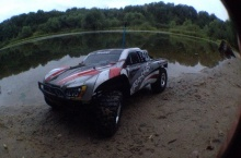 Traxxas slash 2wd сток