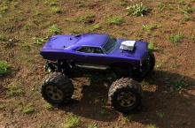 HPI-Racing Savage X 4.6